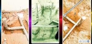 خطوط مواسير استانلس ستيل الصرف لمصنع - ميركلر للأدوية